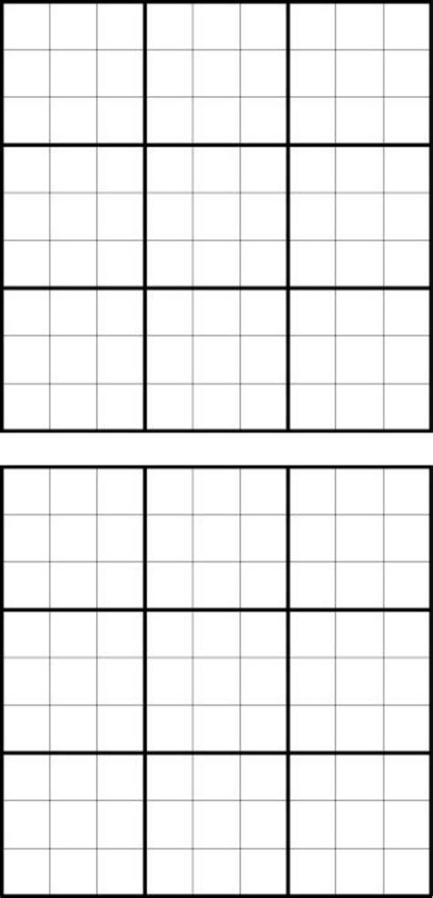 sudoku printable excel download sudoku blank for free formtemplate