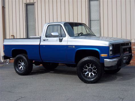 gmc trucks for sale 1987 gmc bed k1500 4x4 lifted custom