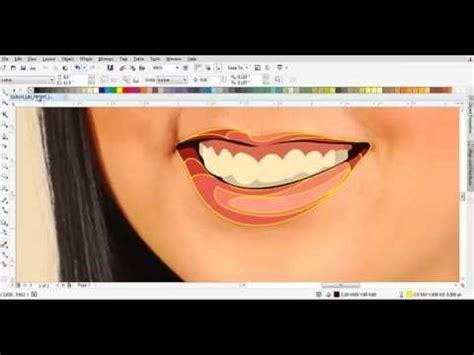 tutorial vektor corel x7 timelapse tutorial vektor menggunakan corel draw x7