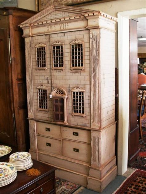 doll house cabinet armoire cabinet style dollhouse members gallery the greenleaf miniature community