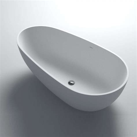 baignoire corian baignoire ilot 185 eggy solid surface