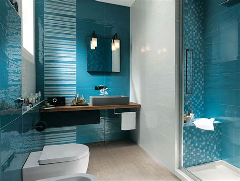 blue and black bathroom decor teal blue bathroom decor dark brown lacquered wooden counter top and drawers black
