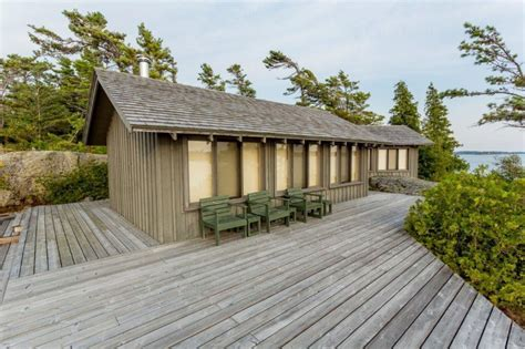 Georgian Bay Waterfront Cottages For Sale by Island Sans Souci Georgian Bay Cottages For Sale