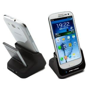 Samsung Desk Charger by Chargers Samsung Galaxy Siii Dual Desktop Charger Cradle