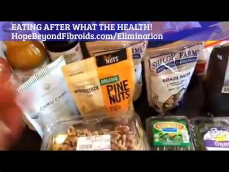 Gessie Thompson Detox by After What The Health W Gessie Thompson Detox