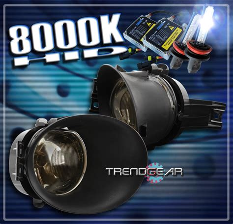 dodge ram hid fog lights 2002 2008 dodge ram 1500 2500 3500 bumper smoke fog light