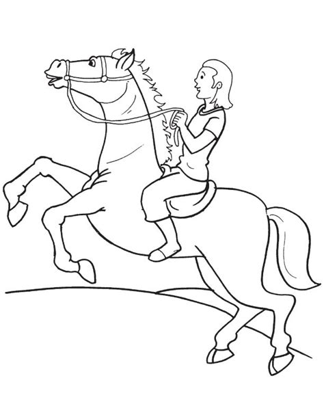 coloring pages of race horses horse race coloring page download free horse race