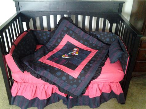 nightmare before christmas bedroom set new 7 piece nightmare before christmas sally baby crib bedding