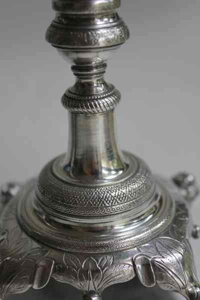 silver candlestick by loofs adam ascas association of small collectors of antique silver