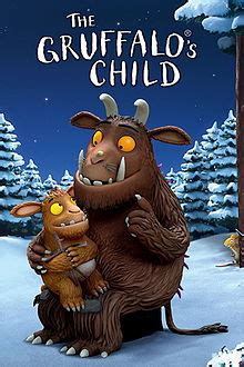 The Grufallos Child By Donaldson alff presents gruffalo s child lost and found yukon