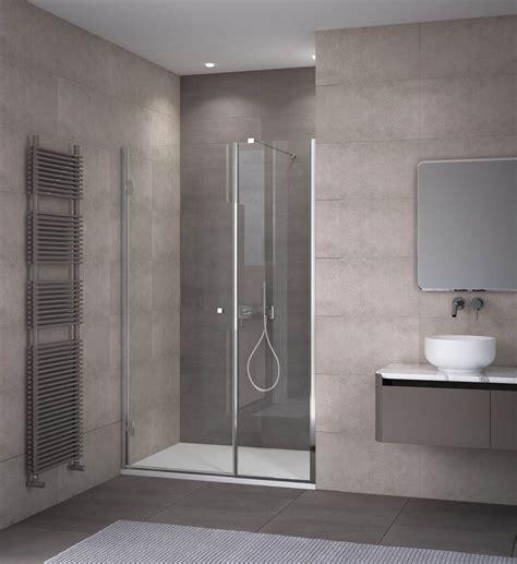 doccia nicchia parete doccia nicchia apertura interno esterno thiana calibe