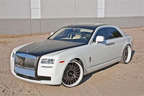 Custom Rolls Royce Ghost Rb Custom Cars