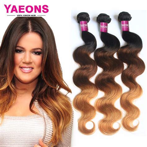ombre human braiding hair 7a ombre brazilian hair 3 bundles brazilian body wave