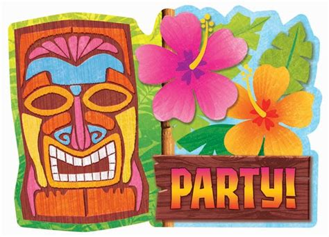 591 best images about luau on pinterest tiki totem luau tiki for hawaiian party logo pinterest hawaiian