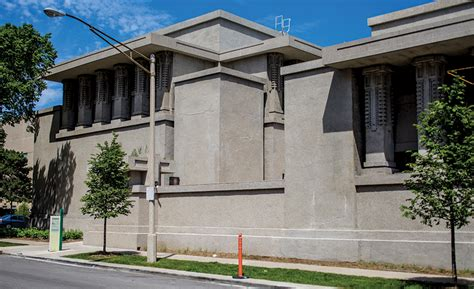 restoration  frank lloyd wrights unity temple unveiled