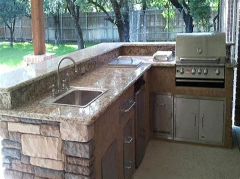 patio kitchen islands l shaped outdoor kitchens best l shaped outdoor kitchen