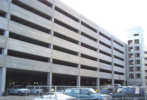 South End Parking Garage by Tatownreview Ta General Hospital Grows In Size And