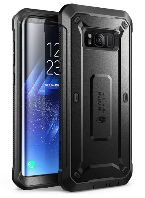 Samsung Galaxy S8 Kinkoo Leather Soft Casing Cover best cases for samsung galaxy s8 android central