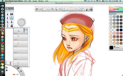 sketchbook pro copic sketchbook copic test by shedano on deviantart