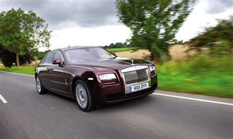 rolls royce ghost ewb prices features review prices