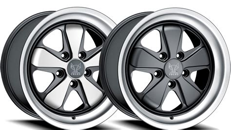 Fuchs Alloy Wheels Rpm Technik Independent Porsche