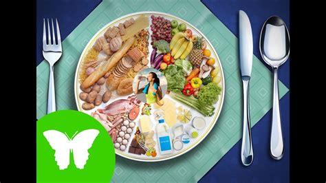 la eduteca la dieta saludable youtube