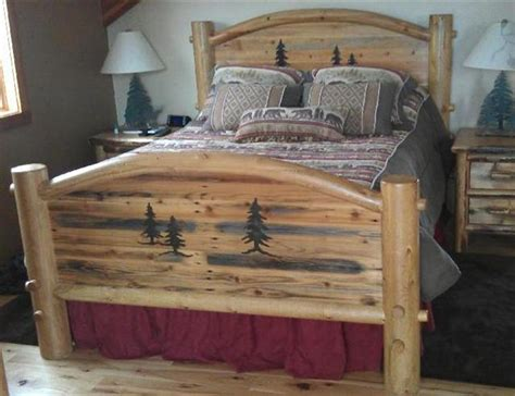log bedroom sets log bedroom furniture