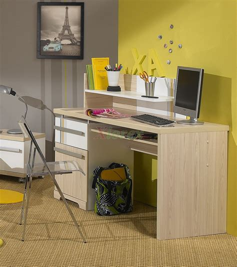 Study Desk Gami Titouan Student Desk For Boys Girls Xiorex Students Desk For Bedroom
