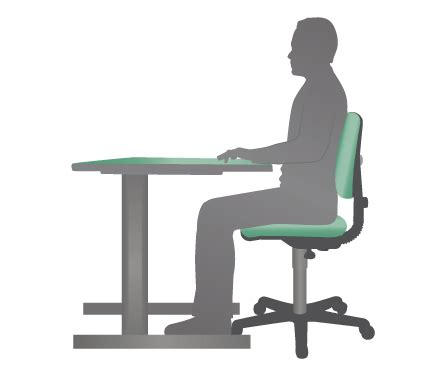 Why Quot Ergonomic Quot Chairs Are Bad For Your Posture Qor360 Computer Desk Posture
