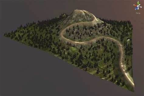 unity layout tutorial generating complex terrains for unity3d tutorials tips