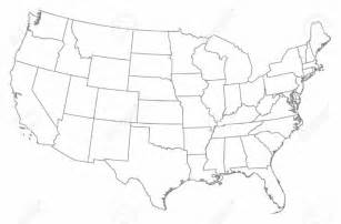 United States Map Vector by Free Vector Us Map Vector Images Best Collections