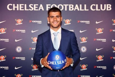 chelsea news morata morata quot chelsea is a dream we can do something amazing