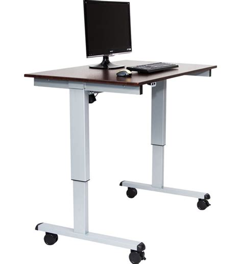 motorized stand up desk motorized standing desk free shipping