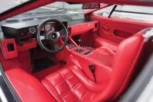 Lamborghini Interior Interior Lamborghini Countach Lp5000 S Quattrovalvole