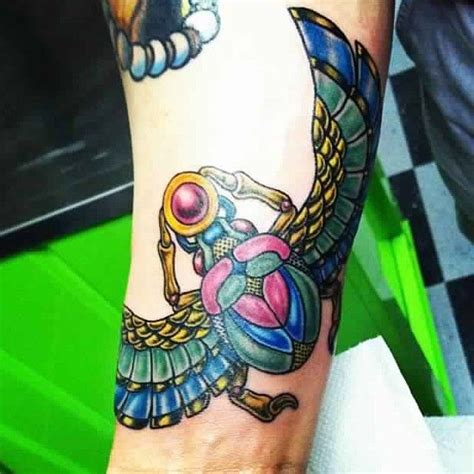 blue scarab tattoo 210 best beetles scarabs and more images on