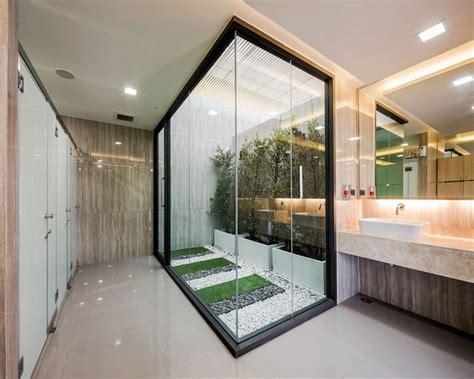 Sea Bathroom Ideas Patios Interiores Peque 241 Os Ideas Para Una Decoraci 243 N