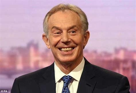 And Tony Make It Official by Tony Blair Bust Sculptor Says He Had A Difficult