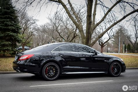 2014 Mercedes Cls 63 Amg by Mercedes Cls 63 Amg S C218 2015 23 February 2016