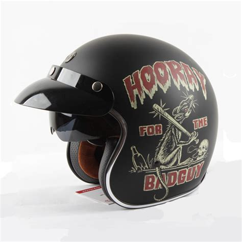Vintage Motorradhelm by Vintage Open Face Helmet Free Real Tits