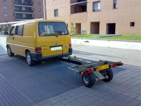 vendo carrello porta auto scaduto vendo carrello trasporto auto 37714
