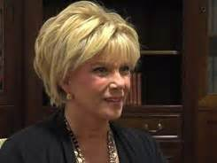 how to cut joan lundun hairstyle joan lunden 62 advocates for aging well read http