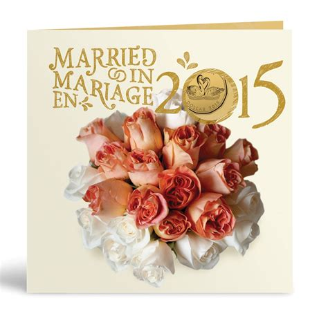 gift marriage picture more detailed picture about 2015 2015 wedding gift set royal canadian mint coins