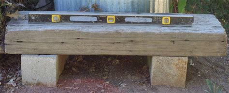 how to build a concrete bench seat how to build a simple easy garden bench or seat