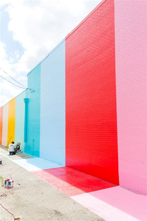 colored walls the sugar cloth color wall in houston video sugar