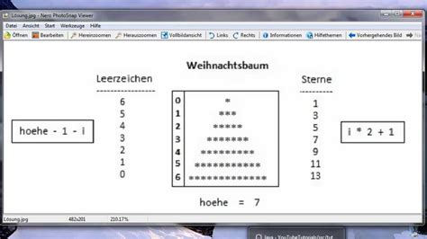 1 2 4 1 java eclipse bsp for weihnachtsbaum youtube