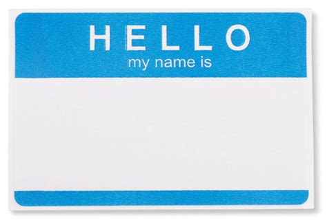 Hello My Name Is And I Live At by Hello My Name Is Journeychurch