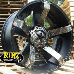 Camo Chevy Truck Wheels Camo Rims Must Car Will