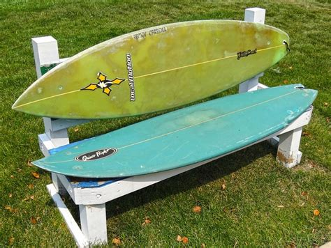 surfboard bench not your typical home decor ideas betaview