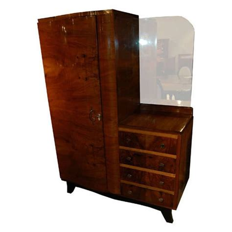 Deco Jewelry Armoire by Deco Armoire For Sale At 1stdibs