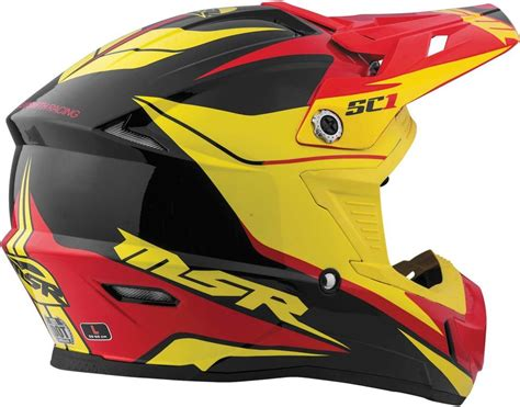 boys motocross helmet 109 95 msr youth sc1 phoenix motocross mx helmet 997971